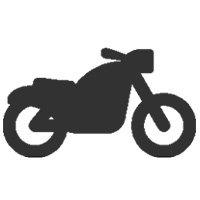 Auf-mass-Home-Motorradsattel
